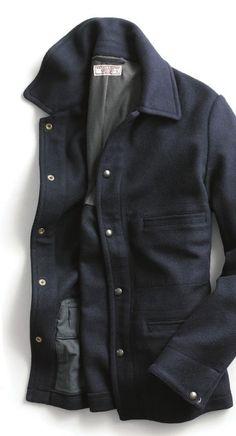 Wallace & Barnes skiff jacket - J.Crew