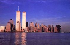 I know there gone but these buildings are the greatest to ever be built. In honor of our 9/11 victims.