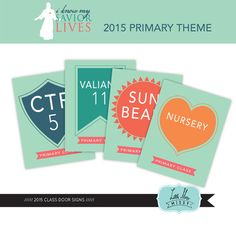 Primary door signs laminate and use throughout the year for Idea door primary 2015