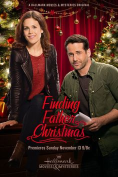 Its a Wonderful Movie - Your Guide to Family Movies on TV: 'Finding Father Christmas' - a Hallmark Movies & Mysteries Original Christmas Movie!