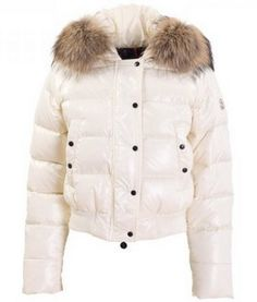 af72672f6e7 MONCLER Alpin Alpes Womens Down Jackets White Winter Coats Women