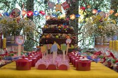 Festa Infantil com tema Festa Junina | Macetes de Mãe