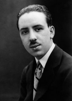 A young Alfred Hitchcock in the early 1920s