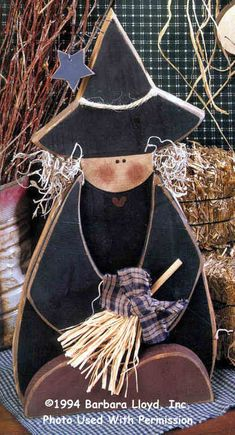 87 The Good Witches pattern-