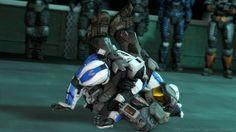 Halo - Training by cfowler7