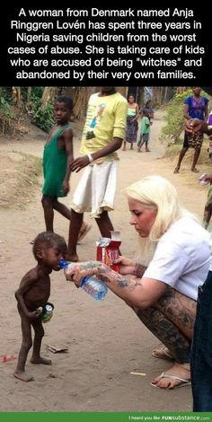 This women is a true Superstar.Changing lives one at a time