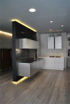 LOFT IN APPARTAMENTO - Milano, Italy - 2011 - MAP ARCHITETTURA #interiors #design