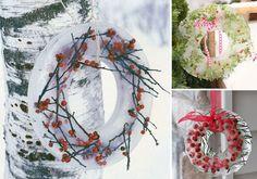 Keď vonku mrzne..Skúšali ste už takéto dekorácie?