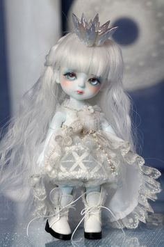 Lati BJD Snow Queen