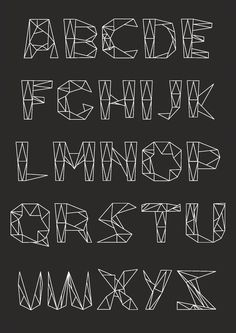process and ways: Typographie Graffiti Lettering Fonts, Hand Lettering Alphabet, Alphabet Design, Typography Fonts, Lettering Design, Graffiti Alphabet, Creative Fonts, Cool Fonts, Cool Writing Fonts