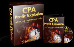 BEST CPA Profit Explosion Review: Former Broke College Dropout- The Secret Formula For Generating Thousand Of Unique, Highly-Targeted Visitors Every Day To Any CPA Offer And Making 6-Figure Yearly Income!
