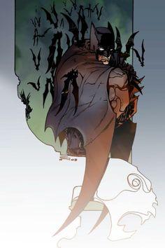 Batman by Carmine Di Giandomenico