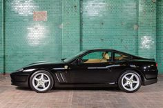 Ferrari 550 Maranello #ferrariclassiccars