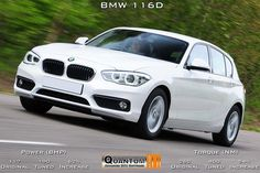 Improve Performance of your BMW 1 Series with Quantum Tuning Software Upgrade