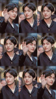 V Bts Cute, V Cute, I Love Bts, Foto Bts, V Bts Wallpaper, Bts Aesthetic Pictures, Bts Chibi, Kim Taehyung, Kpop