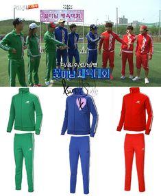 K-world Style (K-pop & K-Drama Fashion): Running Man Style: Ep 147