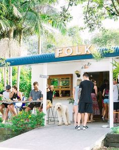 Folk is all about ethical, plant-based food. They also have a resident pooch that's goddamn cute, if you're looking for another reason to pay them a visit.