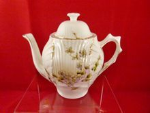 Unmarked RS Prussia Child's Teapot, SOLD