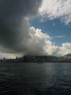 At Hong Kong, like a dragon... June 2008