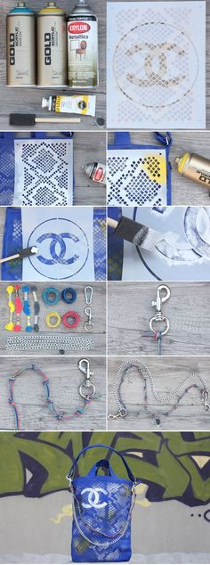 More and more people choose to make fashionable accessories on their own. It can make their free time more meaningful and make their styles unique and special. The final outcome would be very crafty with all your wits and creativity into it. Today, we've collected up 17 great DIY ideas to give you an exciting[Read the Rest]