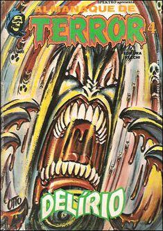 Almanaque de Terror # 4 Halloween Pin Up, Comic Books, Comics, Cover, Art, Art Background, Kunst, Cartoons, Cartoons