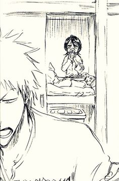 Still can't comprehend how Rukia lived in Ichigo's closet for a few months and no one in his family noticed