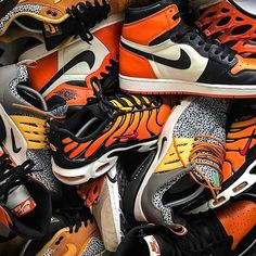 @princessmkr has all the vitamin C he'll need for a while. #sneakerfreaker #snkrfrkr #nike #airmax #airjordan1 #airpresto new messages  via SNEAKER FREAKER MAGAZINE OFFICIAL INSTAGRAM - Fashion  Advertising  Culture  Beauty  Editorial Photography  Magazine Covers  Supermodels  Runway Models