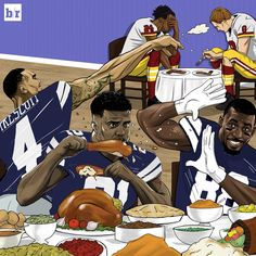 10 Wins in a row. The @Dallas Cowboys just keep eating ☺️☺️☺️