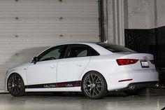 Audi On Neuspeed Sport Springs Rs6 Audi, Audi A3 Sedan, Sports Sedan, Nice Cars, Vroom Vroom, Luxury Cars, Automobile, Blessed, Garage
