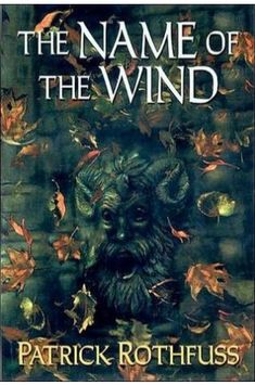 """The Name of the Wind (the Kingkiller Chronicle: Day Discover New York Times-bestselling Patrick Rothfuss' epic fantasy series, The Kingkiller Chronicle.""""I just love the world of Patrick Rothfuss. Best Fantasy Novels, Fantasy Books, Fantasy Series, Fantasy Fiction, Good Books, Books To Read, My Books, Amazing Books, Free Books"""