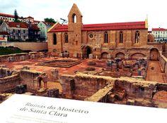 Convento de Santa Clara- a Velha
