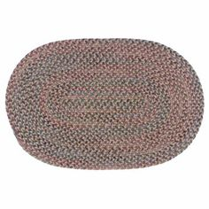 Colonial Mills Woolux Braided Rug - 17 x 27 Oval (Kohl's)