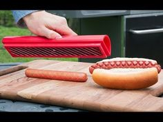 Why is a Canadian fixing our hot dogs?