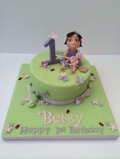 Girls multi interest 18th birthday cake netballcricket Cakes