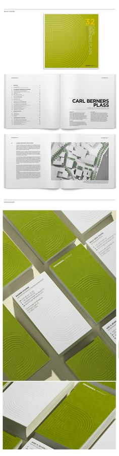 Visual Identity for Dronninga Landscape Architects by Kristian Tennebø