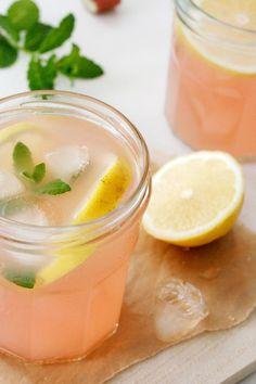 Summer Drink Recipes, Iced Tea Recipes, Summer Drinks, Cocktail Recipes, Smoothie Drinks, Smoothie Recipes, Smoothies, Mocktail Drinks, Homemade Ice Tea