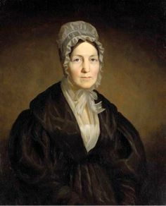 Mrs. Kennedy by American Painter,Chester Harding (1792-1866)