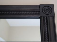 25 Cheap And Easy Diys That Will Vastly Improve Your Home Framing Bathroom Mirrorsframing