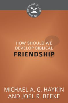 9781601783813 Why is Friendship Important? HAYKIN, MICHAEL £2.99