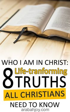 Scripture Images, Scripture Study, Bible Scriptures, Affirmations For Women, Daily Affirmations, My Identity In Christ, Free Sermons, Finding God, Christian Life