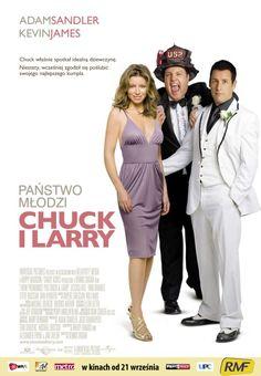 Państwo młodzi: Chuck i Larry / I Now Pronounce You Chuck and Larry