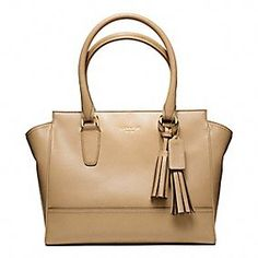 Coach Legacy Leather Candace Carryall. Love. Love. Love.