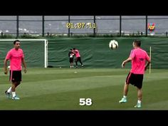 Soccer Training Info - Nike Soccer Academy - Physical Conditioning