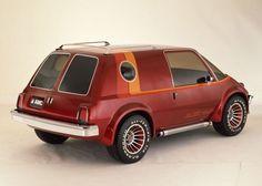 1970 American Motors Concept Van...