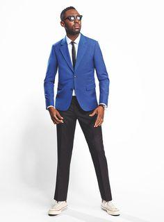 #Blue #Jacket