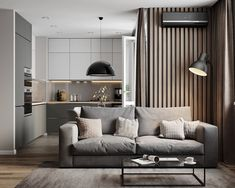 Getting Bored With Your Home? Use These Interior Planning Ideas – Lastest Home Design Home Living Room, Living Room Designs, Living Room Decor, Apartment Interior Design, Kitchen Interior, 3d Max Vray, Appartement Design, Style At Home, Cocinas Kitchen