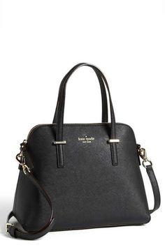 8aea6a28b308 kate spade new york  cedar street - maise  leather satchel Everyday  Fashion
