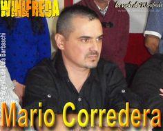 Mario Corredera asumirá la presidencia del comité