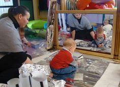 reggio infant classroom