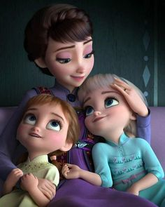Somebody's gotta tell him. — bigfrozenfan: Queen Iduna and her cute.You can find Disney pixar and more on our website.Somebody's gotta tell. Disney Pixar, Frozen Disney, Disney Memes, Disney Animation, Princesa Disney Frozen, Frozen Movie, Disney Cars, Disney And Dreamworks, Disney Cartoons